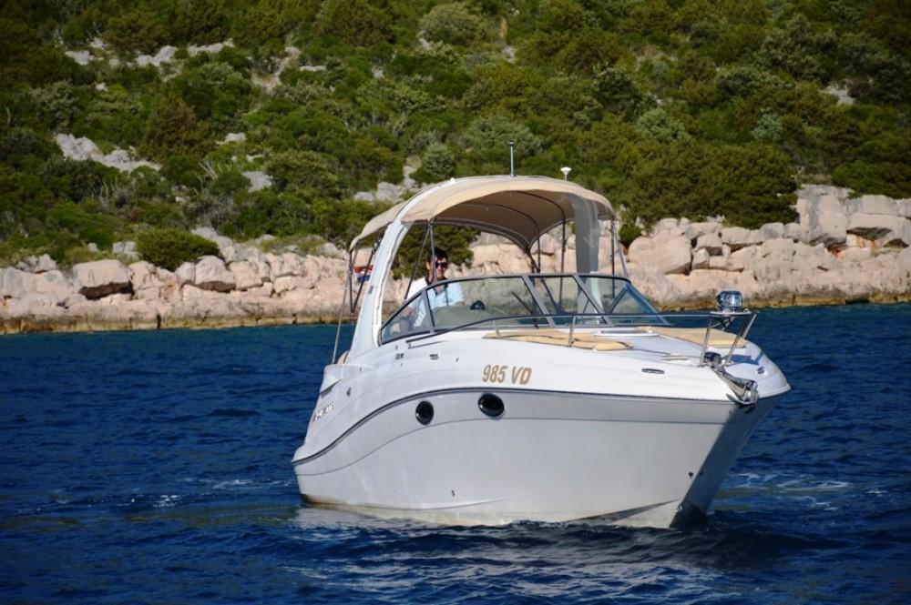 Rental Motorboat in Tribunj - Four-Winns-Boats Four Winns 278 Vista