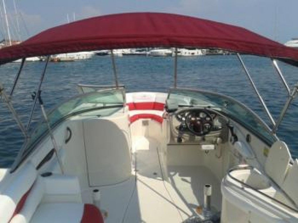 Hire Motor boat with or without skipper Monterey