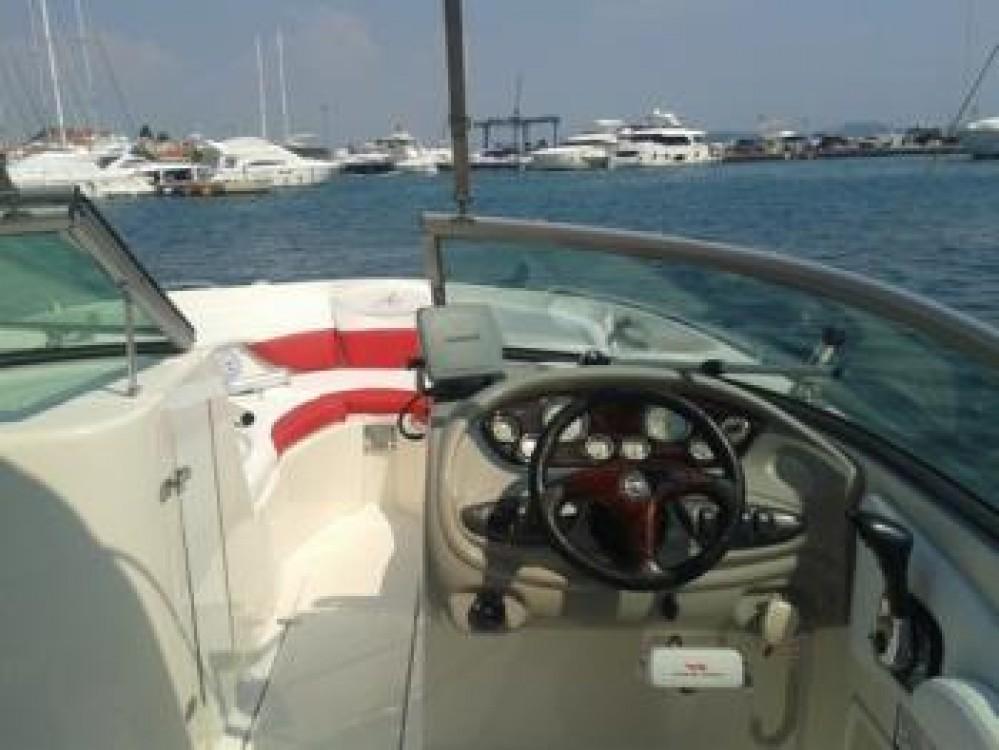 Boat rental  cheap Monterey 248 LS