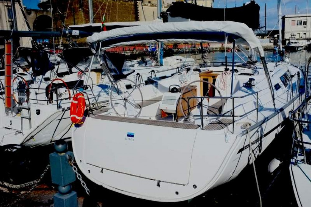 Rent a Bavaria Cruiser 46 Naples