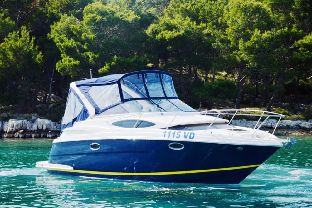 Rent a Regal-Boats Regal Commodore 2860 Tribunj