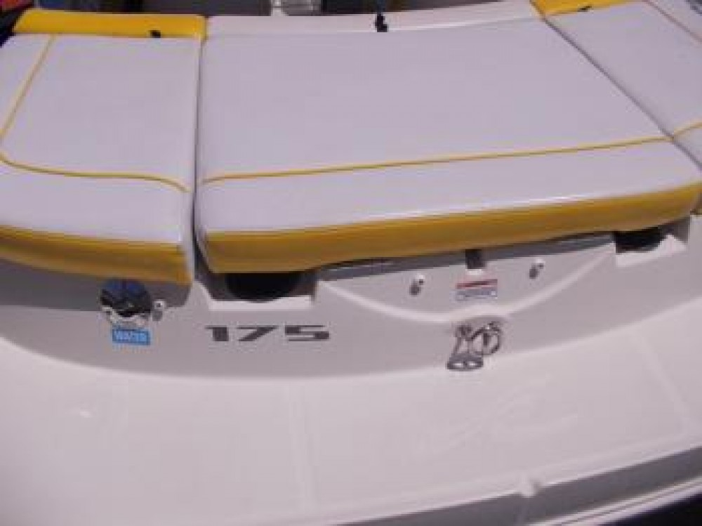 Sea-Ray-Boats Sea Ray 175 Sport between personal and professional Tribunj