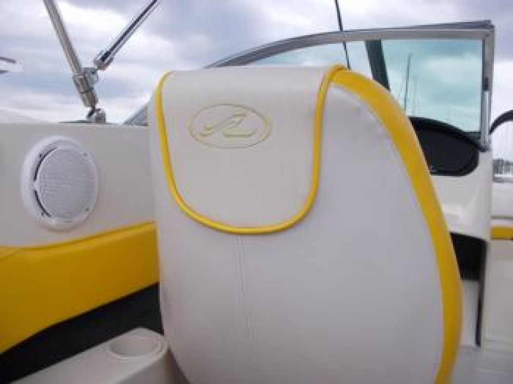 Boat rental Tribunj cheap Sea Ray 175 Sport