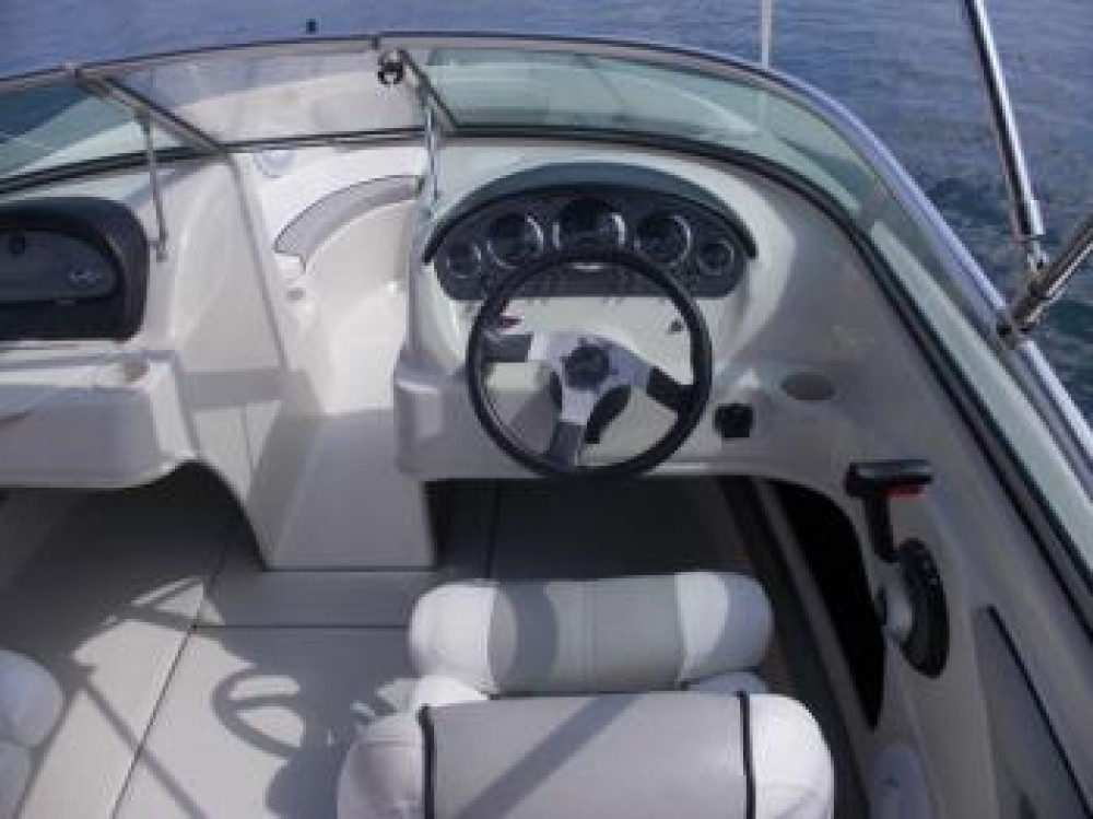 Sea-Ray-Boats Sea Ray 205 Sport  between personal and professional