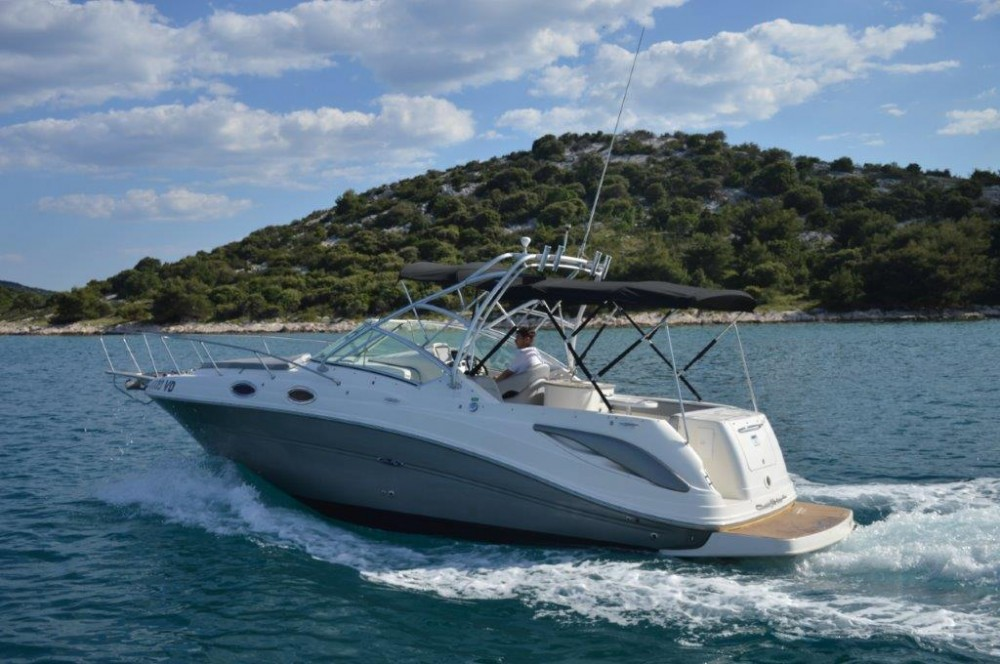 Hire Motorboat with or without skipper Sea-Ray-Boats