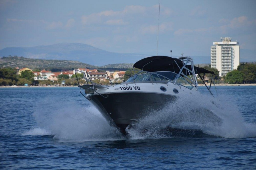 Sea-Ray-Boats Sea Ray 275 Amberjack between personal and professional
