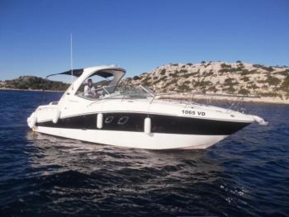 Boat rental Sea-Ray-Boats Sea Ray 335 Sundancer in Tribunj on Samboat