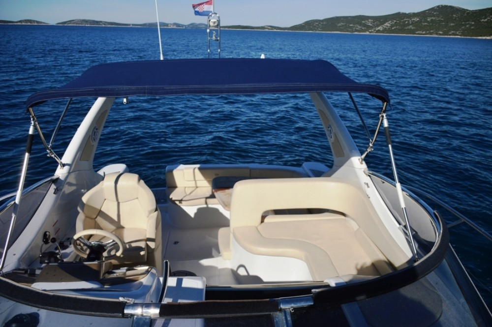 Boat rental Sessa Marine C35 in  on Samboat