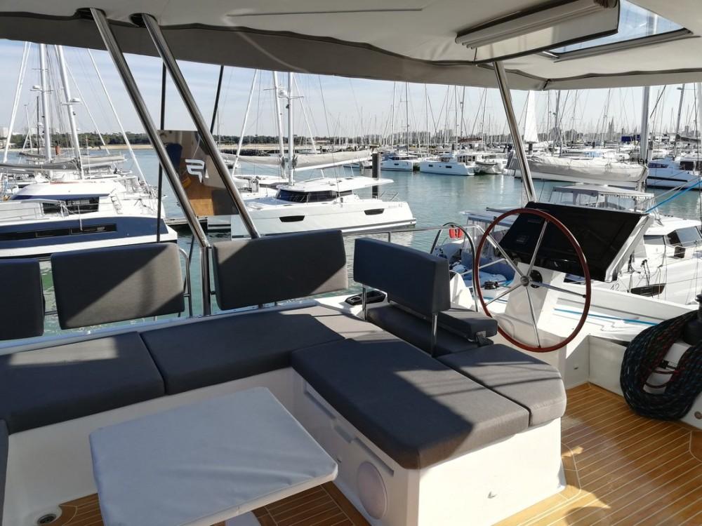 Boat rental Fountaine Pajot Alegria 67 in Porto di Castellammare di Stabia on Samboat