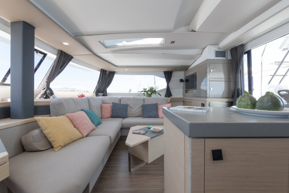 Catamaran for rent Toscana at the best price