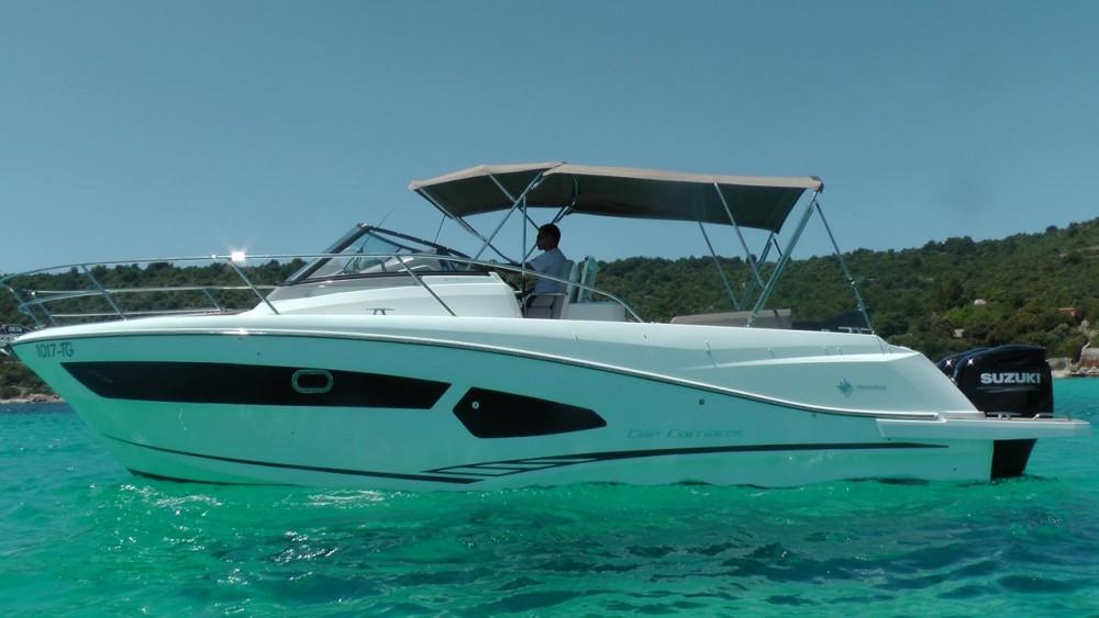 Rental Motorboat in  - Jeanneau Cap Camarat 10.5 WA