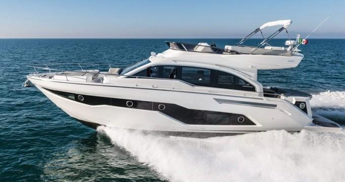 Rental yacht  - Cranchi E 52 F on SamBoat