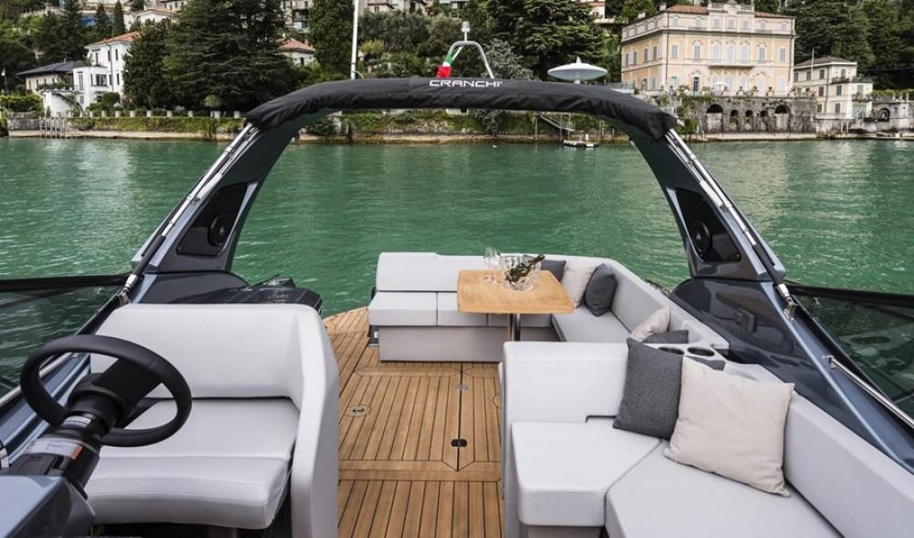 Boat rental Cranchi Z 35 in Podstrana on Samboat