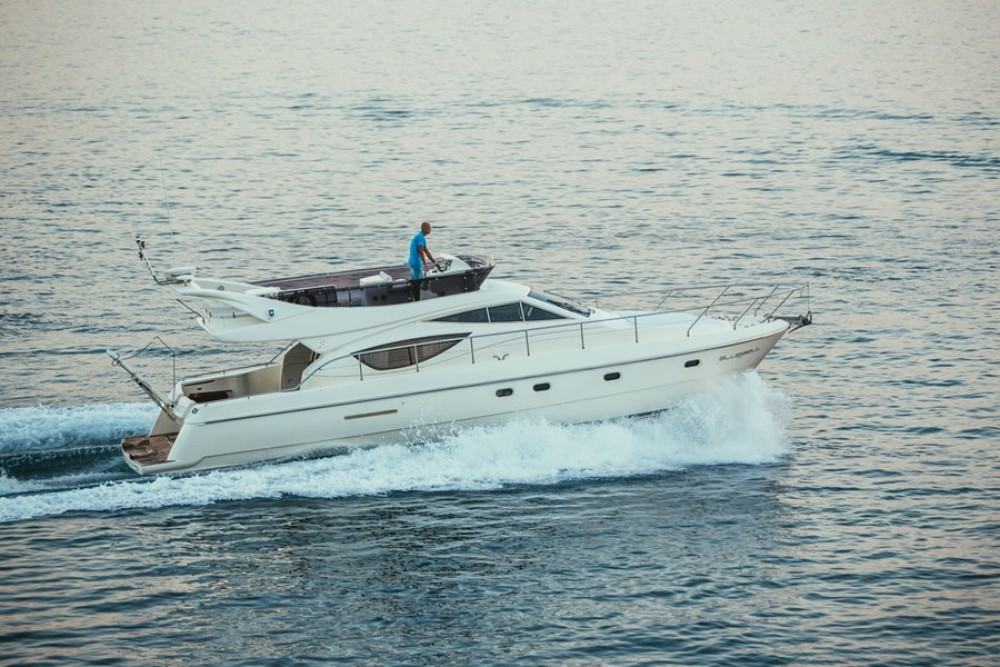 Rental Motorboat in Split - Ferretti-Yachts-Group Ferretti 460i