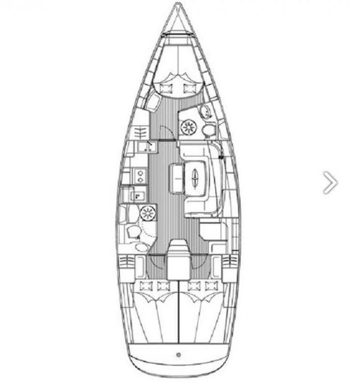 Rental Sailboat in Korfu - Bavaria Bavaria 39 Cruiser