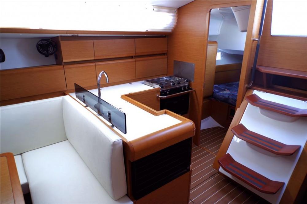 Rent a Jeanneau Sun Odyssey 439 Corfu