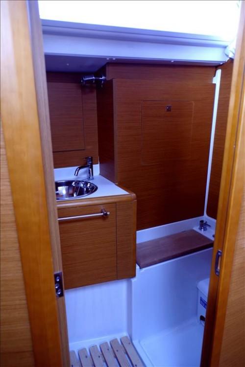 Boat rental Jeanneau Sun Odyssey 439 in Corfu on Samboat