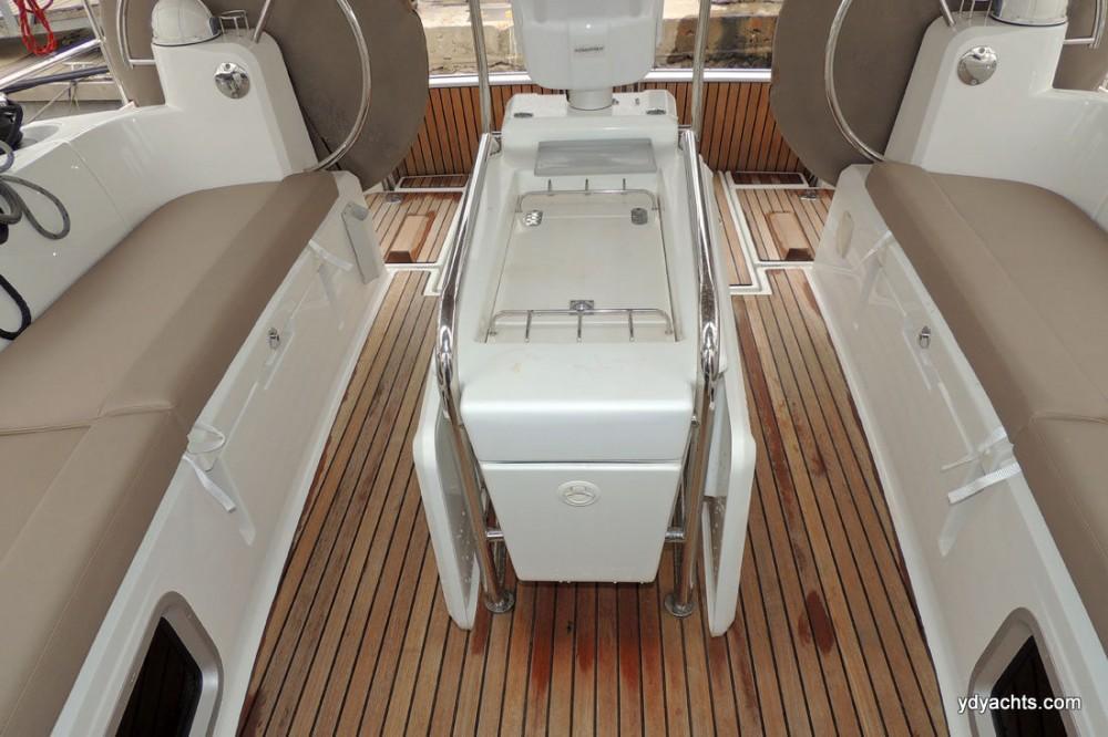 Rental yacht Corfu - Jeanneau Sun Odyssey 479 - 4 cab. on SamBoat
