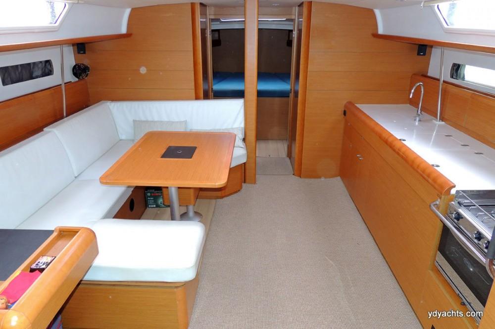 Rent a Jeanneau Sun Odyssey 479 - 4 cab. Corfu