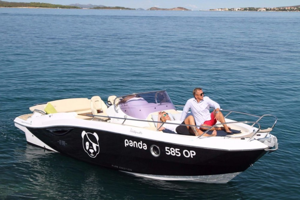 Rental yacht Croatia - Sessa Marine Key Largo 24 on SamBoat