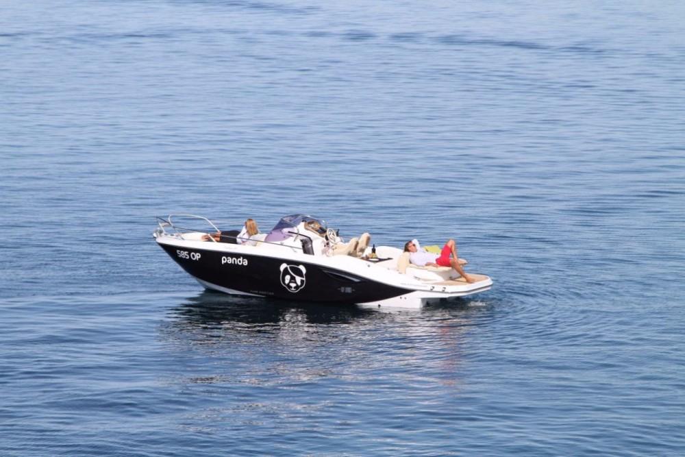 Rent a Sessa Marine Key Largo 24 Croatia