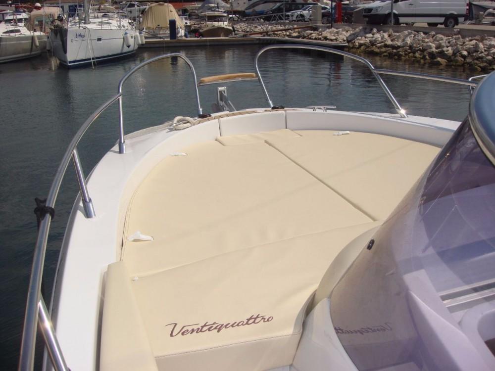 Sessa Marine Key Largo 24 between personal and professional Croatia