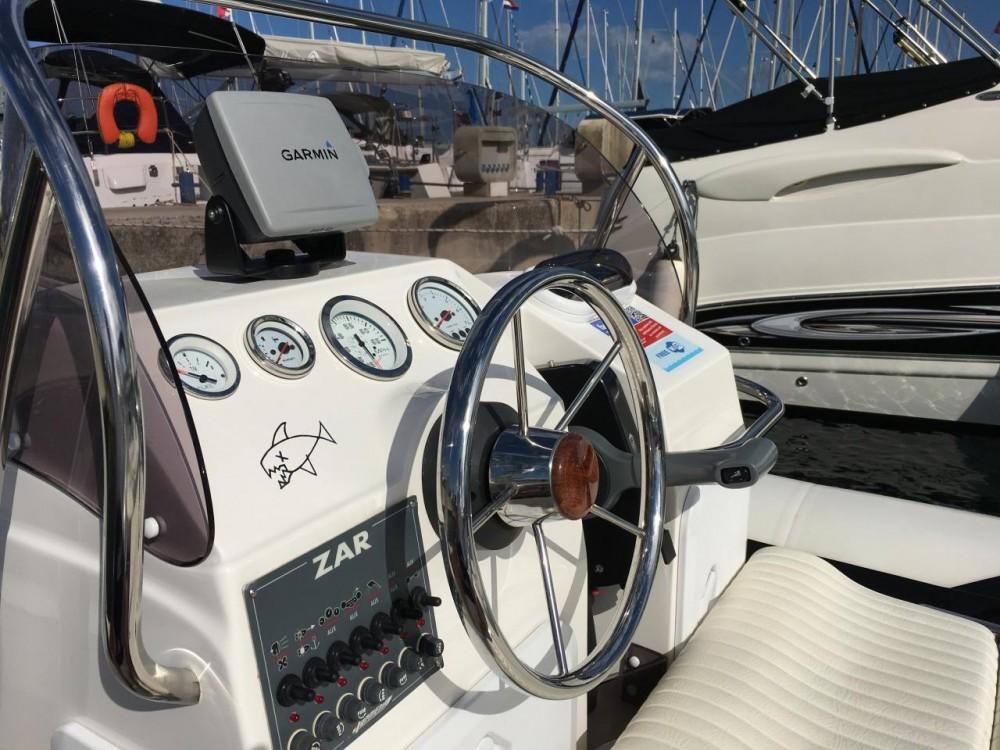 Rental yacht  - Zar-Formenti-Srl ZAR 53 on SamBoat