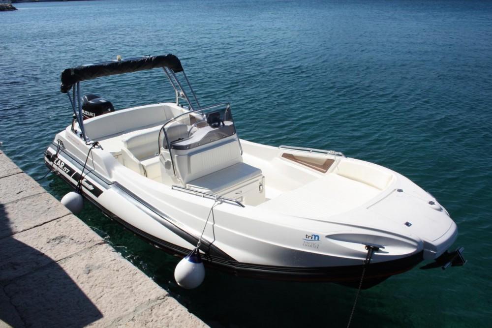 Boat rental Zar-Formenti-Srl ZAR 57 WD in  on Samboat