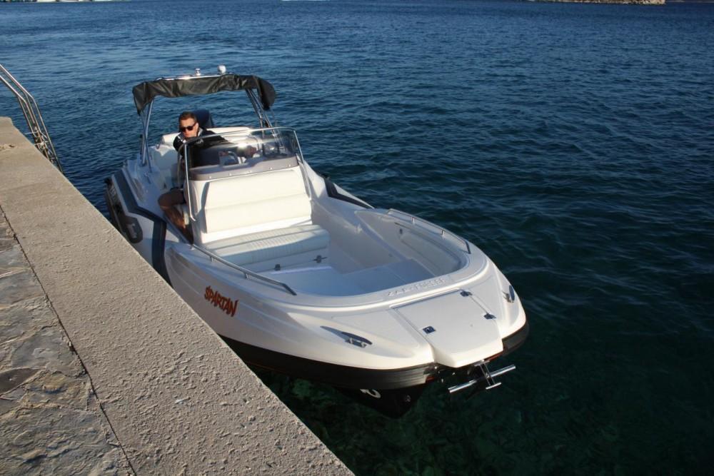 Rent a Zar-Formenti-Srl ZAR 61 Suite Croatia