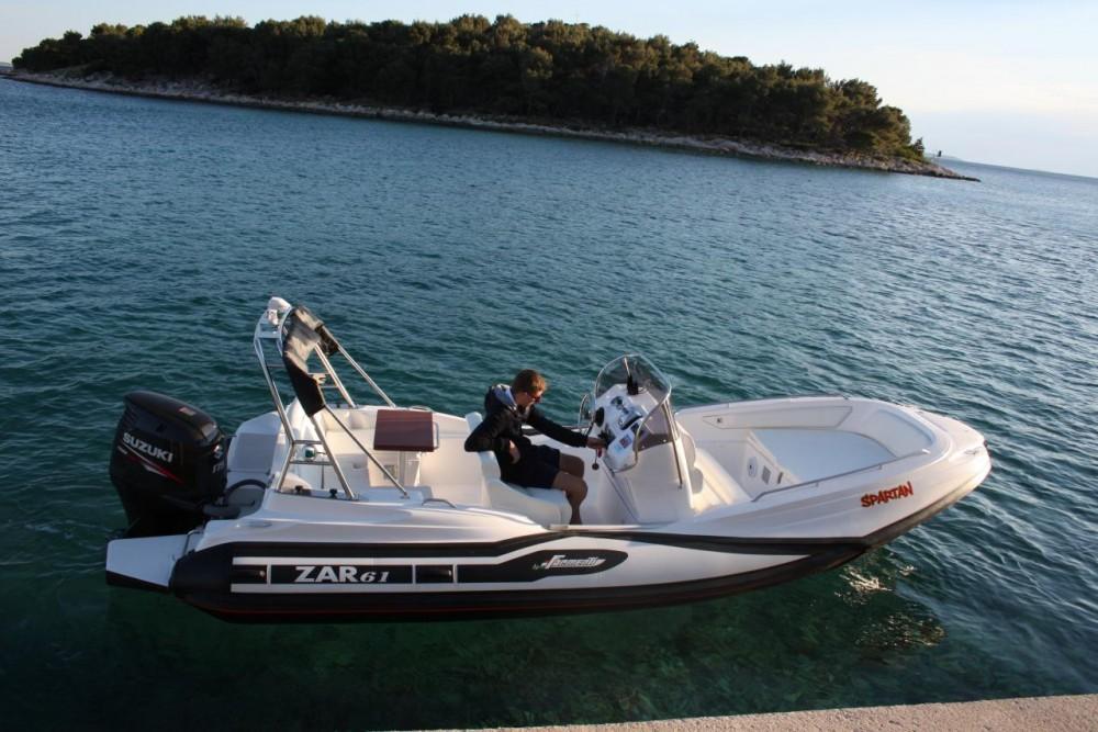 Rental yacht Croatia - Zar-Formenti-Srl ZAR 61 Suite on SamBoat