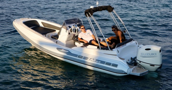 Boat rental  cheap ZAR 65 CL