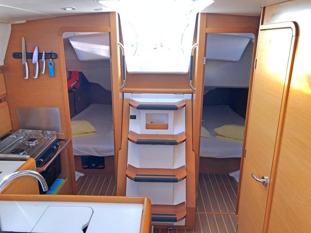 Rent a Jeanneau Sun Odyssey 379 Split