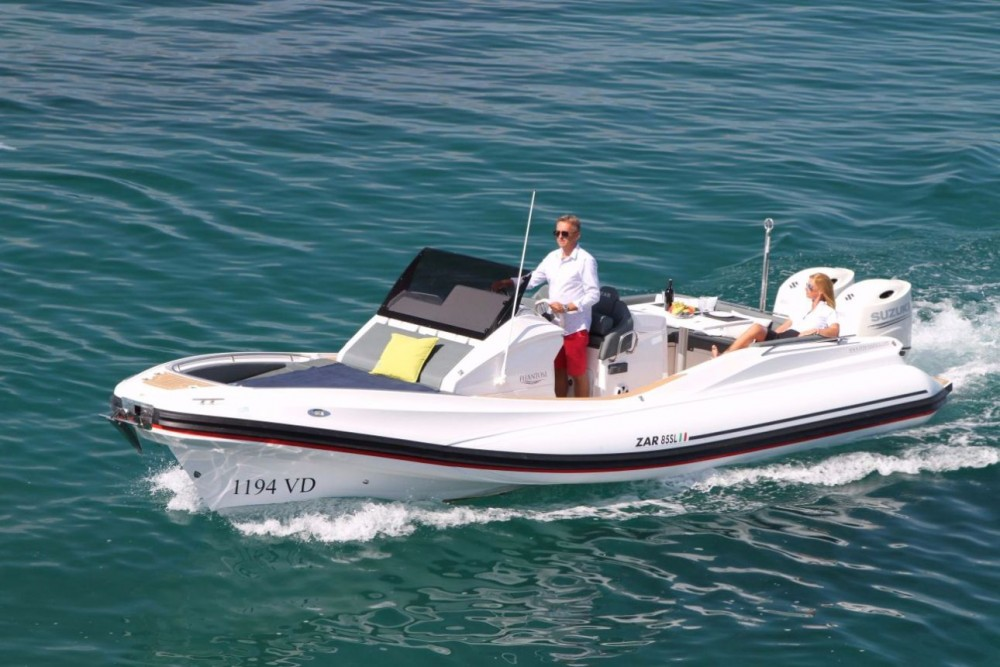 Boat rental Croatia cheap ZAR 85 SL