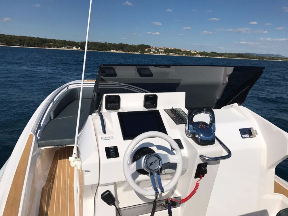 Boat rental Zar-Formenti-Srl ZAR 85 SL in Croatia on Samboat