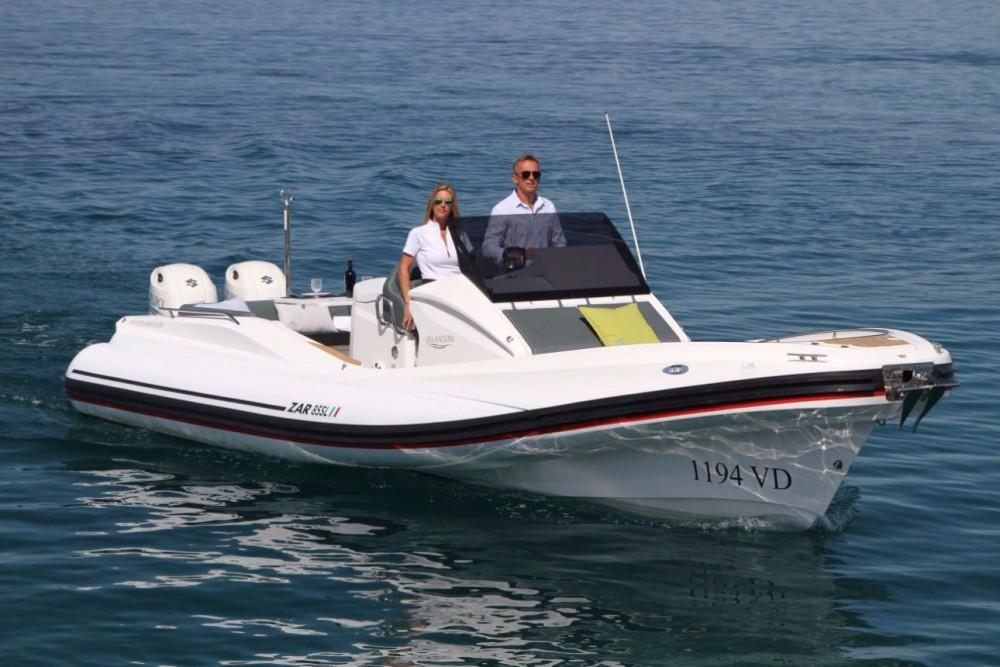 Rental RIB in Croatia - Zar-Formenti-Srl ZAR 85 SL