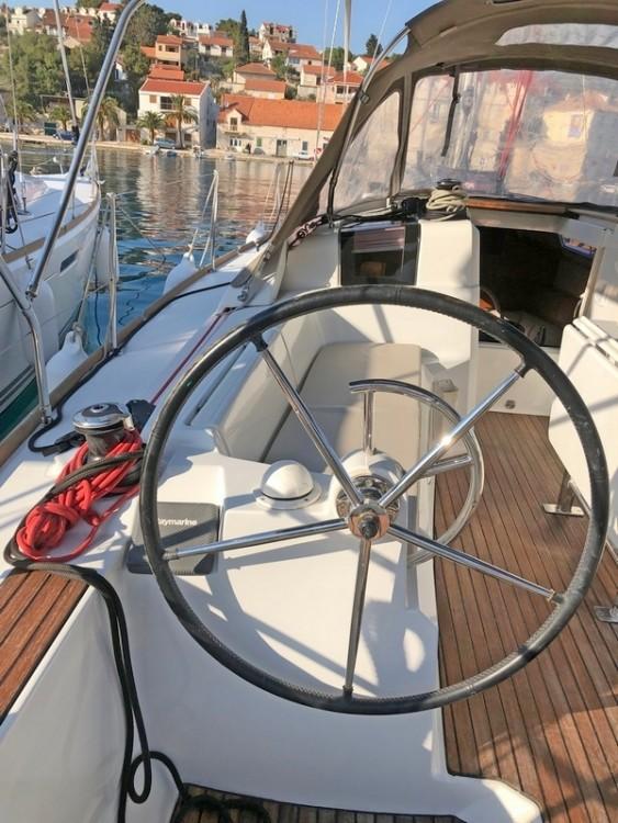 Jeanneau Sun Odyssey 379 between personal and professional Split