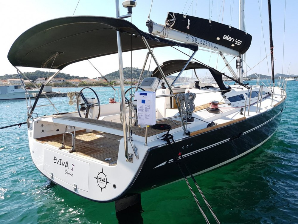 Rental yacht  - Elan Elan 450 on SamBoat
