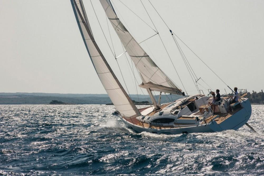 Rental yacht Jezera - Elan Elan Impression 50  on SamBoat