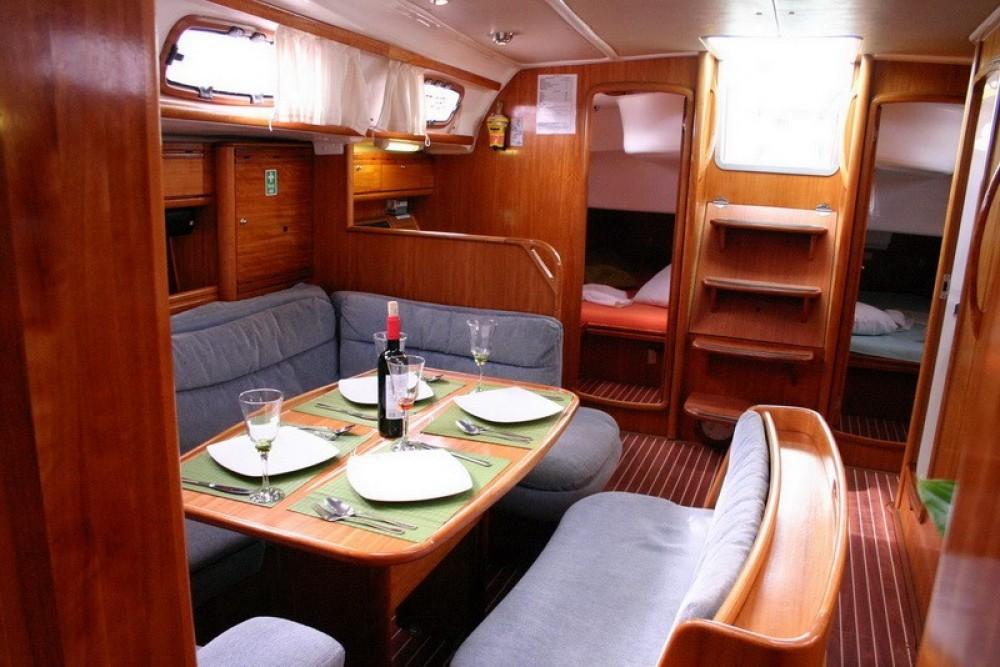 Rental Sailboat in Corfù - Bavaria Cruiser 46