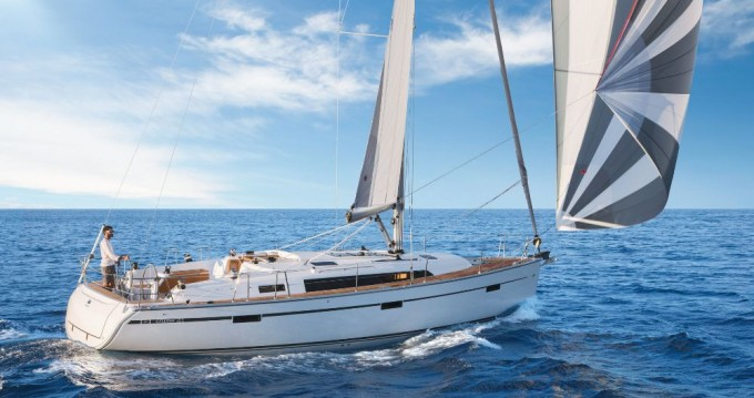 Bavaria Cruiser 41 between personal and professional Gouvia