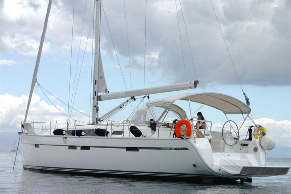 Bavaria Cruiser 46 between personal and professional Korfu