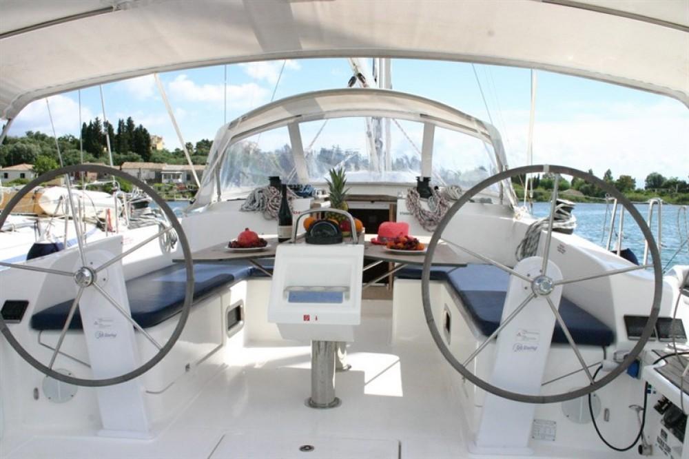 Rental Sailboat in Korfu - Bavaria Cruiser 46