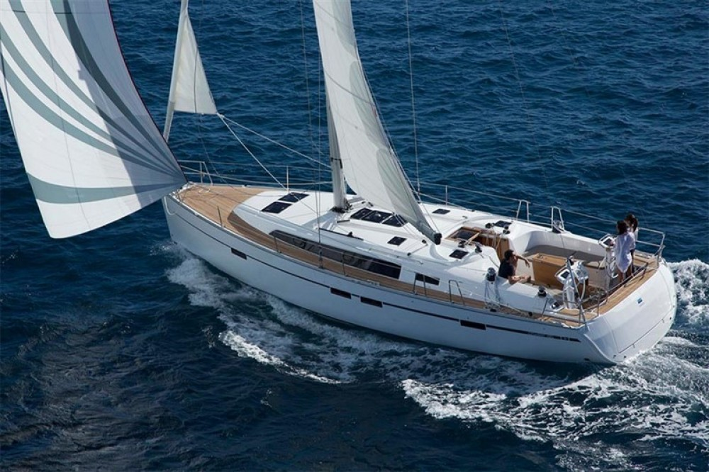 Rental yacht Korfoe - Bavaria Cruiser 51 on SamBoat