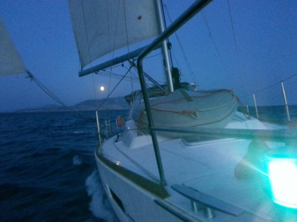 Rent a Bénéteau Oceanis 41 Corfu