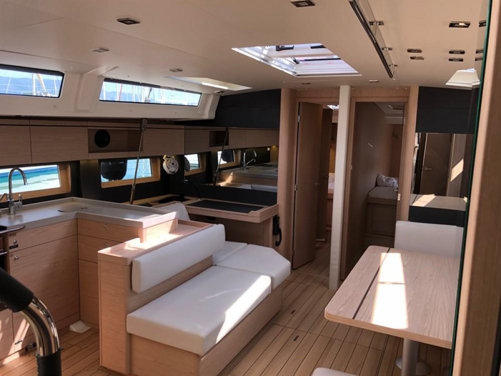 Rental Sailboat in Corfu - Bénéteau Oceanis 51.1