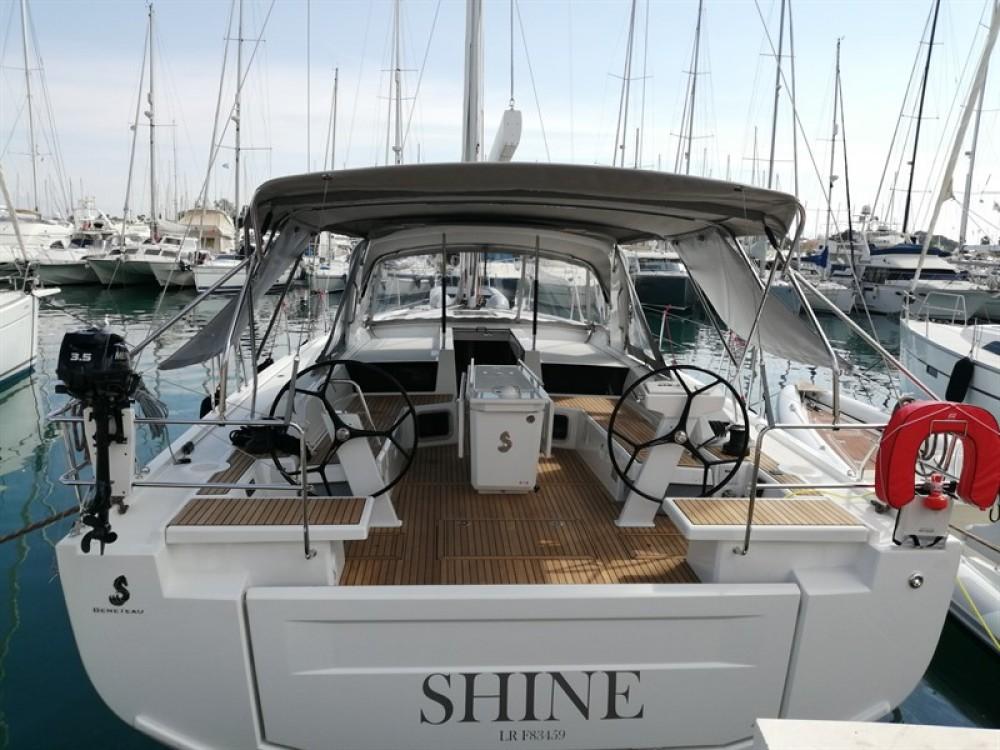Boat rental Bénéteau Oceanis 51.1 in Corfu on Samboat