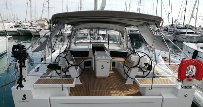 Rental yacht Corfu - Bénéteau Oceanis 51.1 on SamBoat
