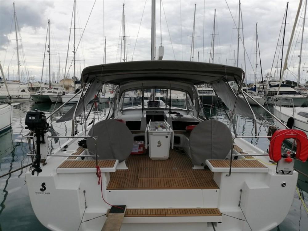 Rent a Bénéteau Oceanis 51.1 Corfu