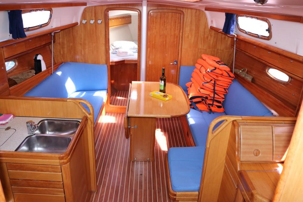 Bavaria Bavaria 37 Cruiser between personal and professional Croatia