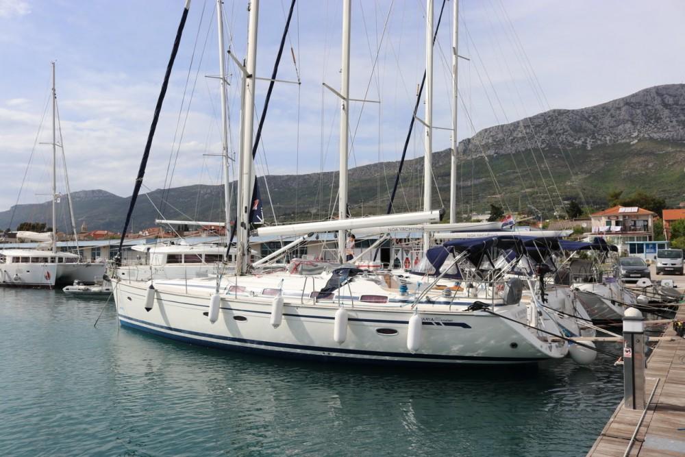Rent a Bavaria Bavaria 50 Cruiser Marina Kaštela